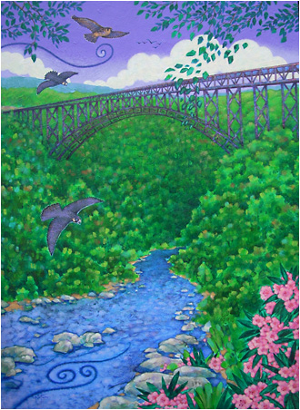New River Gorge Bridge (WV)